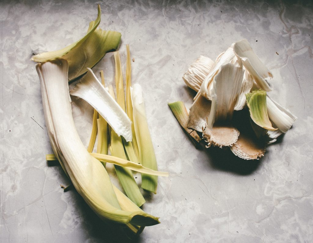 Marigolds and Meat Making Your Own Leek Powder and How to Use it