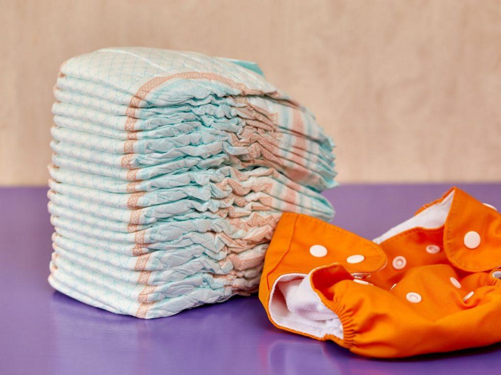 Sposies vs cloth nappies