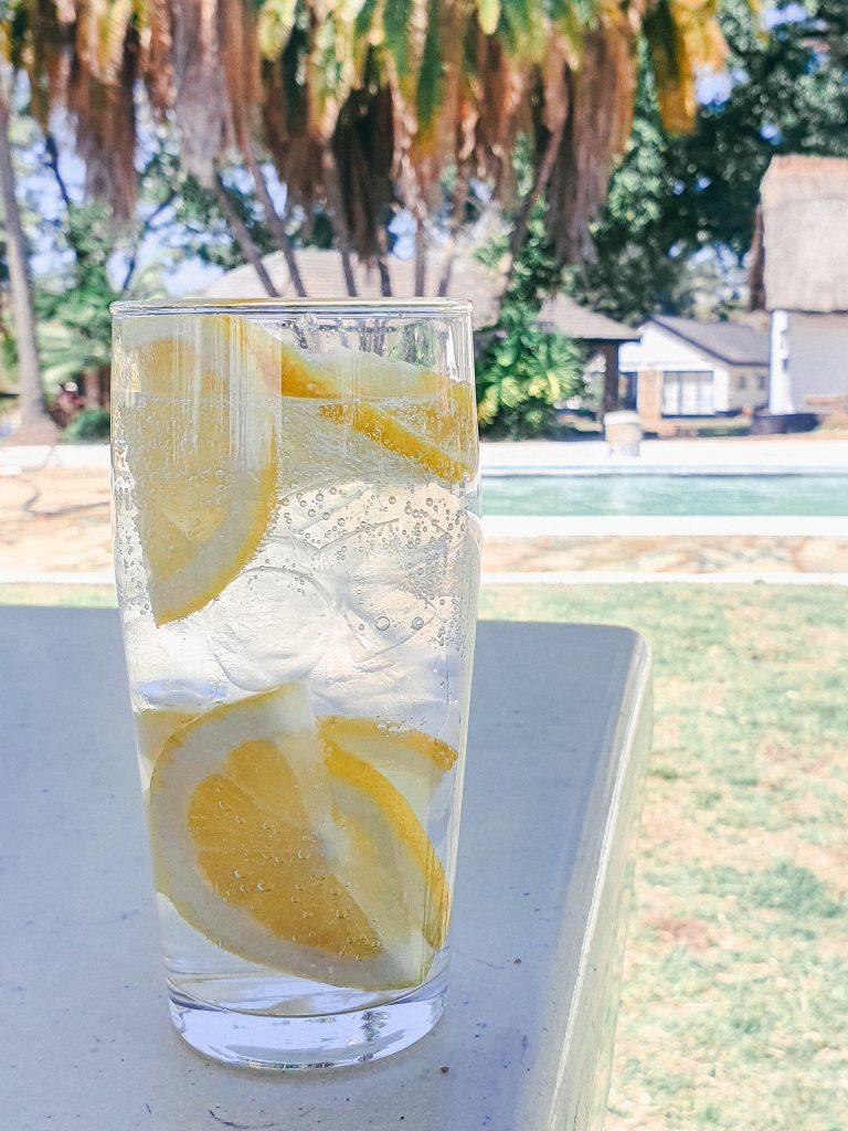 Poolside drinks zimbabwe