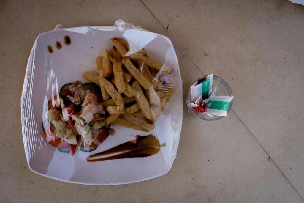 food at hotel in zimbabwe